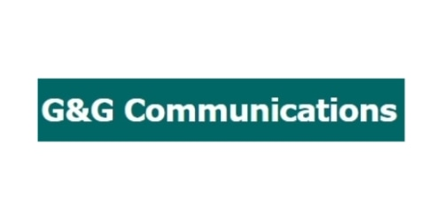 G&G Communications coupon