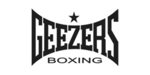 Geezers Boxing coupon