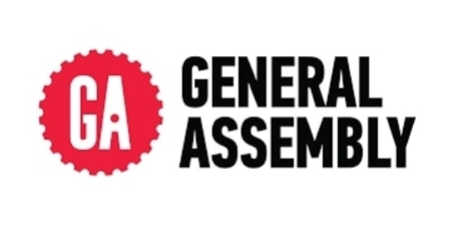 General Assembly coupon