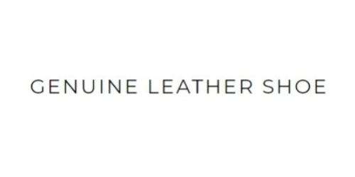 Genuine Leather Shoe coupon