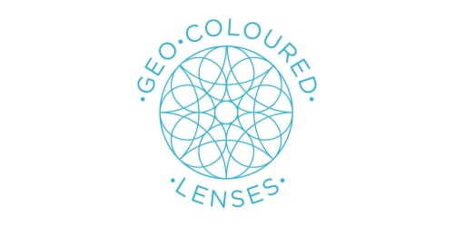 Geo Coloured Lenses coupon