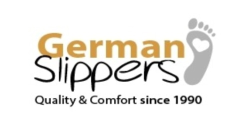 German Slippers coupon