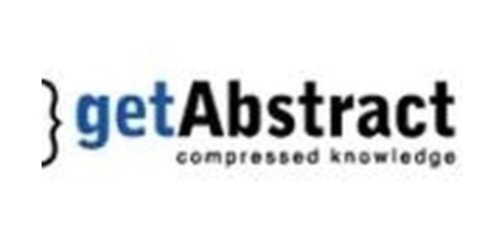 getAbstract coupon