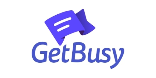GetBusy coupon