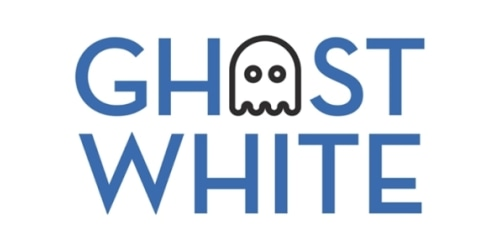 Ghost White coupon