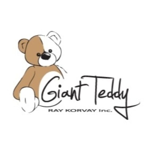 Giant Teddy