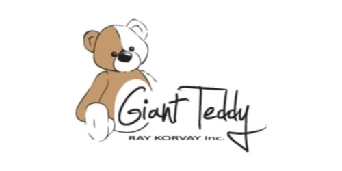 Giant Teddy coupon