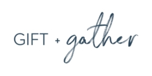Gift and Gather coupon