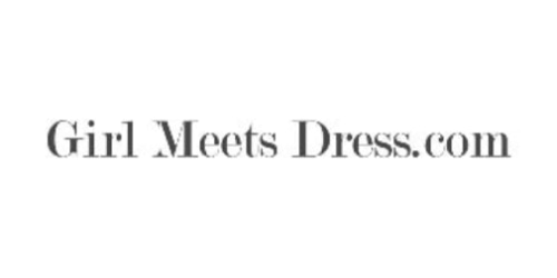 Girl Meets Dress coupon
