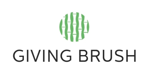 Giving Brush coupon
