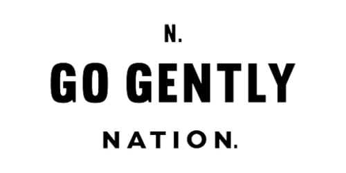 Go Gently Nation coupon