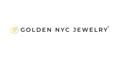 Golden NYC Jewelry coupon