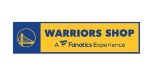 Golden State Warriors Shop coupon