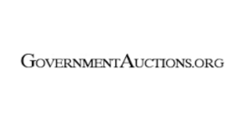 Government Auctions coupon