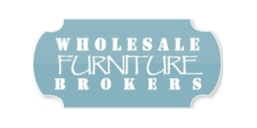 Wholesale Furniture Brokers coupon