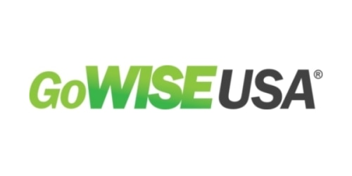 GoWise USA coupon