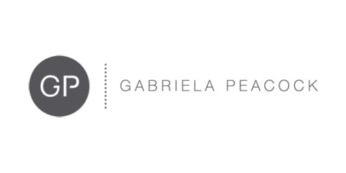 Gabriela Peacock Nutrition coupon