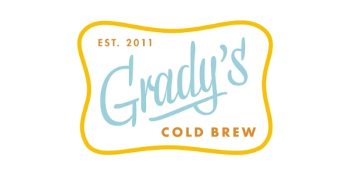 Grady's Cold Brew coupon