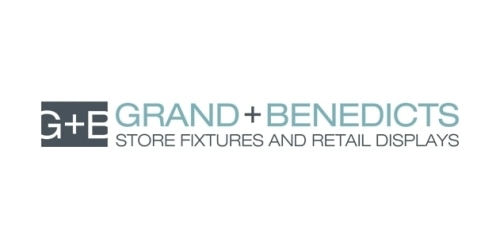 Grand + Benedicts coupon