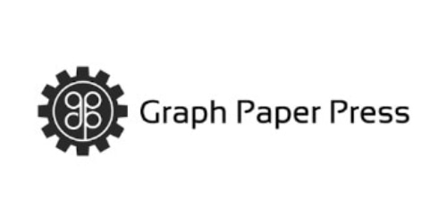 Graph Paper Press coupon