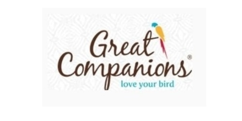 Great Companions coupon
