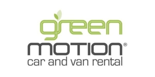 GreenMotion coupon