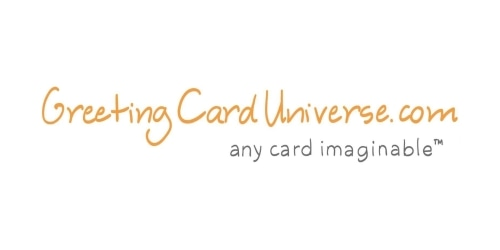 Greeting Card Universe coupon