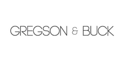 Gregson & Buck coupon