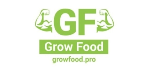GrowFood coupons