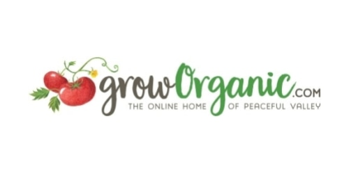 Grow Organic coupon