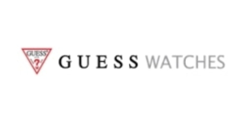 Guess Watches coupon