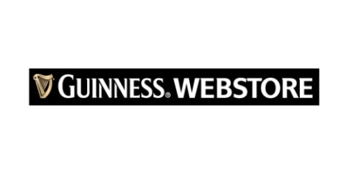 Guinness Webstore coupon