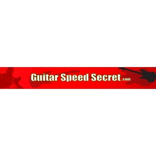 Guitar Speed Secret