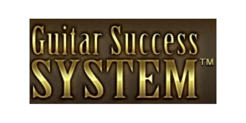 Guitar Success System coupon