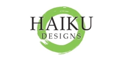 Haiku Designs coupon