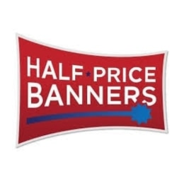 Half Price Banners