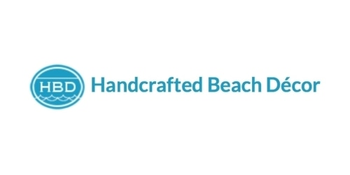 Handcrafted Beach Decor coupon