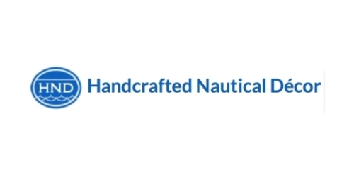 Handcrafted Nautical Decor coupon