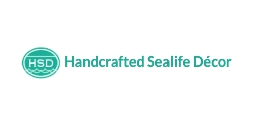 Handcrafted Sealife Decor coupon