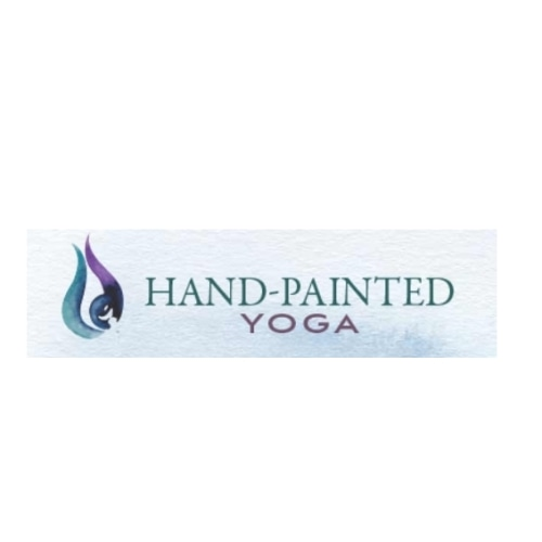 Hand-Painted Yoga