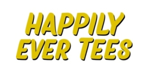 Happily Ever Tees coupon