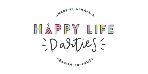 Happy Life Parties coupon