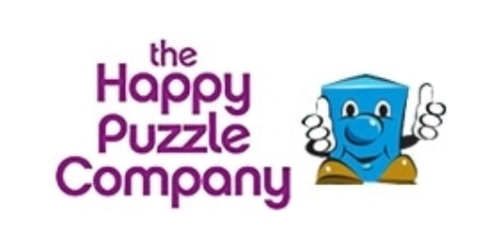 The Happy Puzzle Company coupon