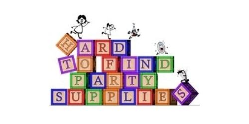 About Hard To Find Party Supplies