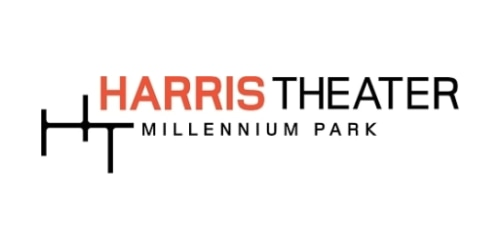 Harris Theater coupon