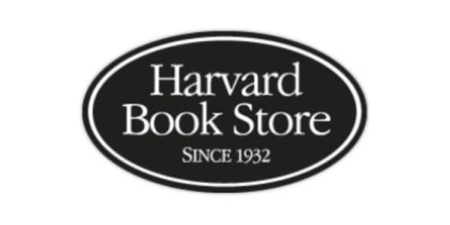 Harvard Book Store coupon