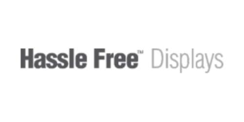 HassleFree Displays coupon