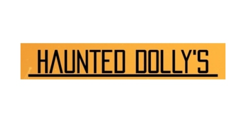 Haunted Dollys coupon