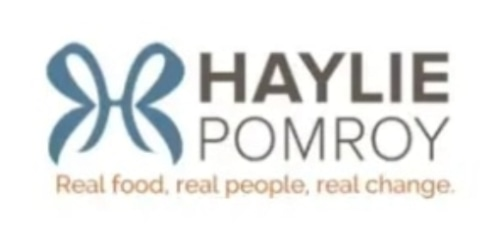Haylie Pomroy coupon