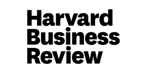 Harvard Business Review coupon